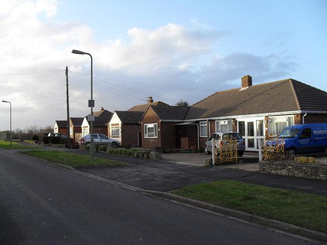 Bungalows in Cranleigh Road