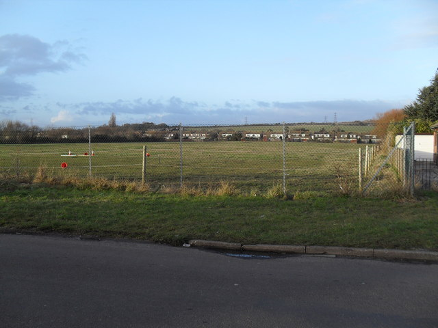 Field to the north of Cranleigh Road