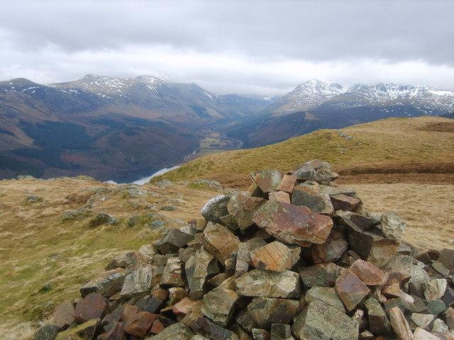On Crag Fell