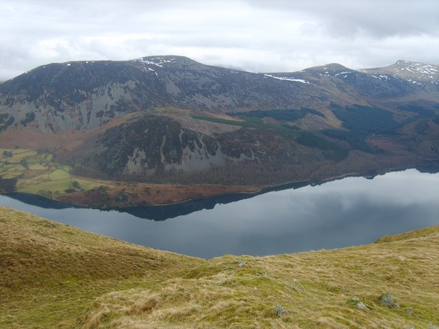 From Crag Fell