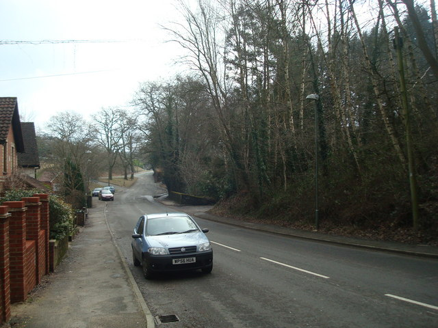 Camelsdale Road, Haslemere