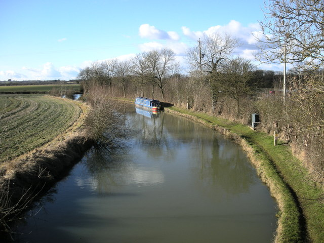 Claydon-Oxford Canal