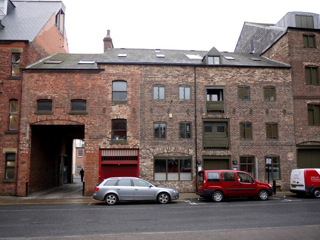Converted warehouse, Broad Chare