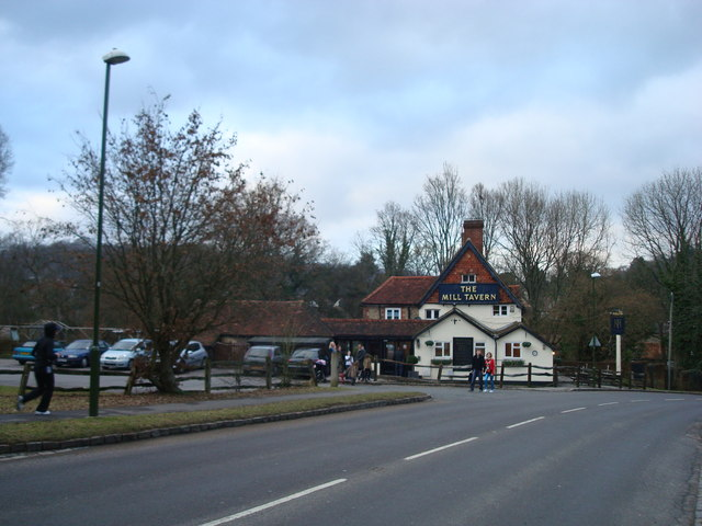 The Mill Tavern, Liphook Rd, Haslemere