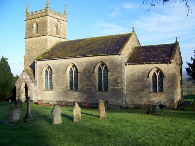 St Andrew's Church, Stoke Trister