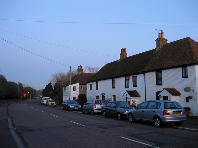 Cottages, High Street, Pevensey