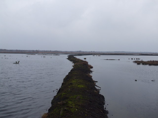Reflooded former Peat Workings