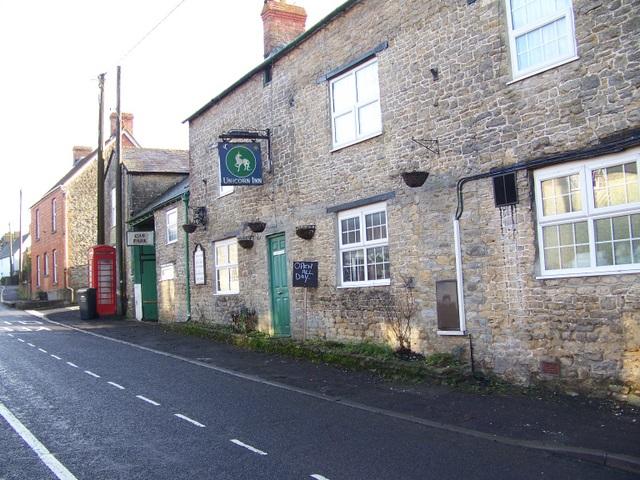 The Unicorn Inn, Bayford