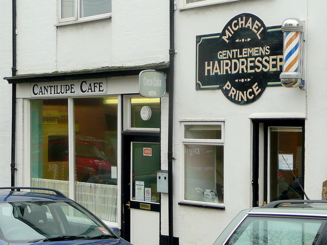 Two traditional businesses, Ross-on-Wye