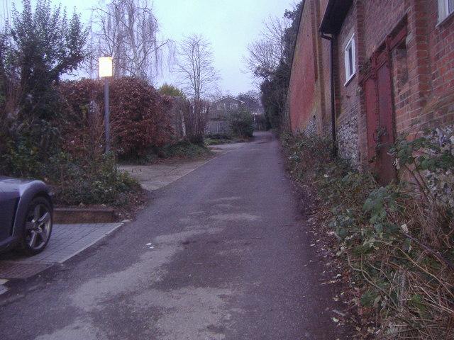 Downs Lane Leatherhead
