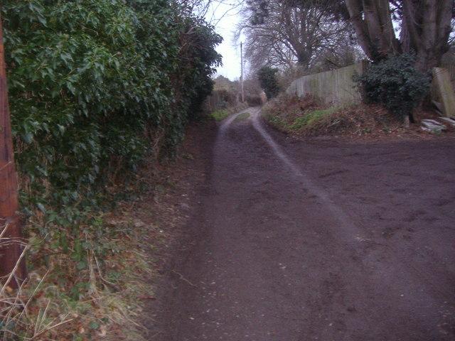 Bridleway, Worple Road Leatherhead
