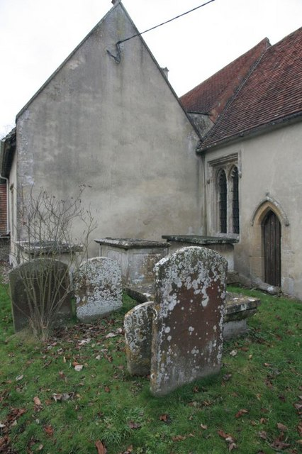 Back of the chapel