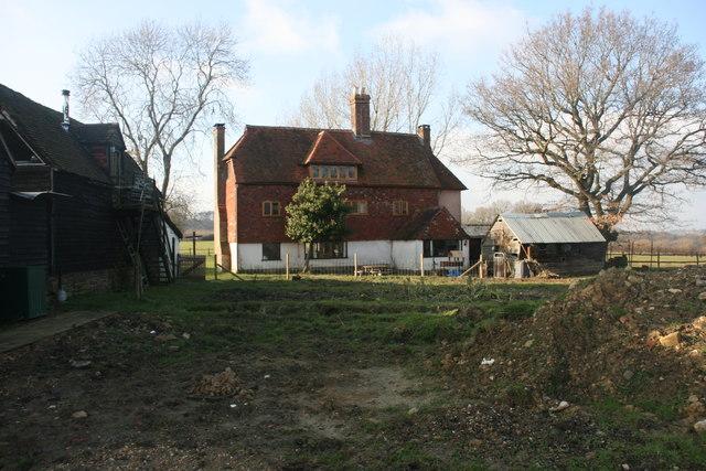 Farmhouse, Busses Farm
