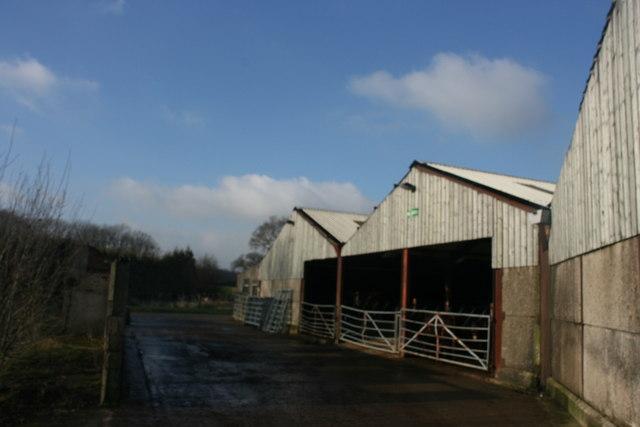 Cattle Barns, Busses Farm
