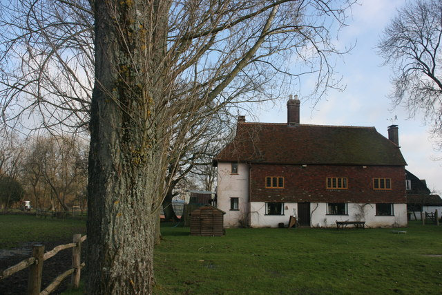 Farmhouse, Busses Farm