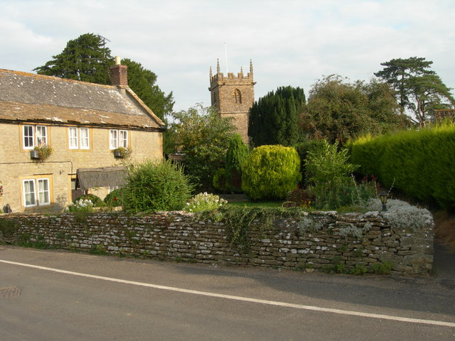 Leigh Church & Cottage