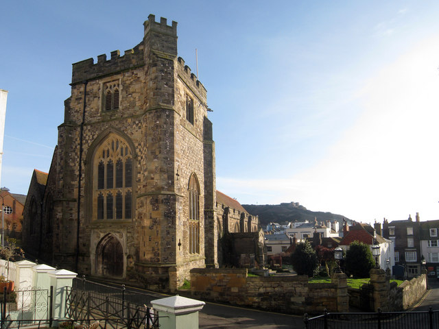 St Clements Church, Hastings, East Sussex