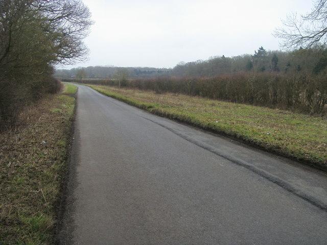 Heading to Tollbrook Corner