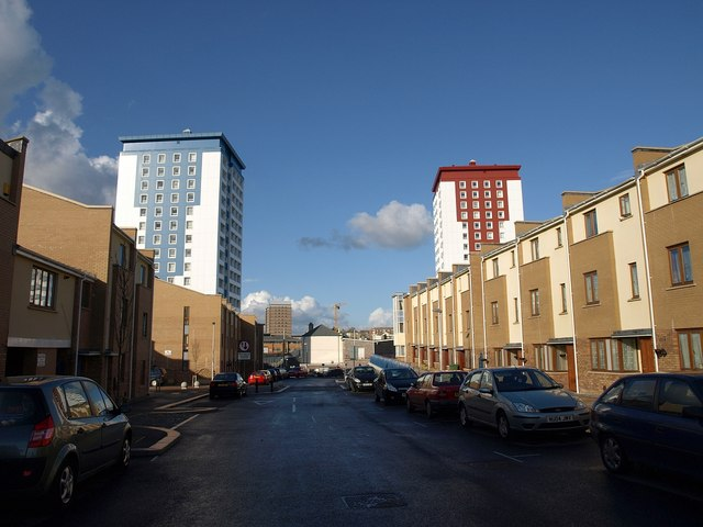 James Street, Devonport