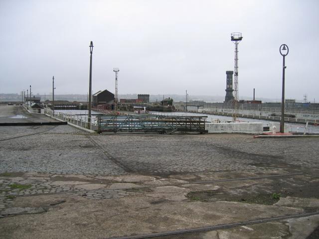 Clarence Graving Docks
