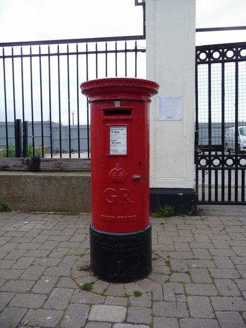 George V Pillar Box, Greenwich