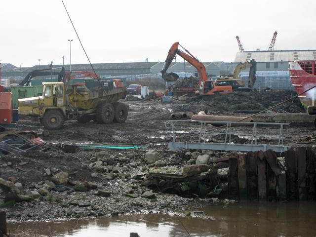 Acetech Construction Ship Breaking Site