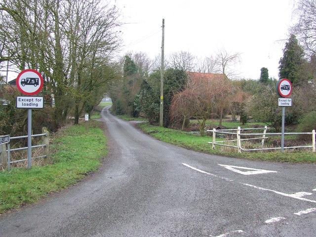 Bates Lane