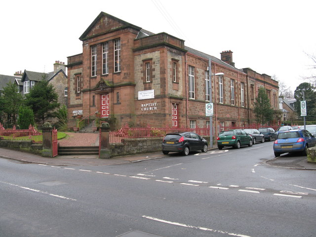 Cambuslang Baptist Church