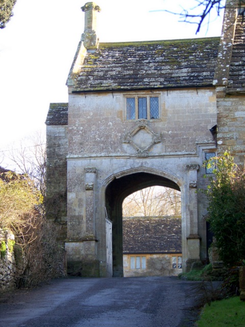 Gatehouse, Sandford Orcas Manor