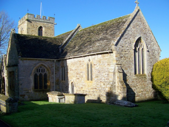 St Nicholas Church, Sandford Orcas
