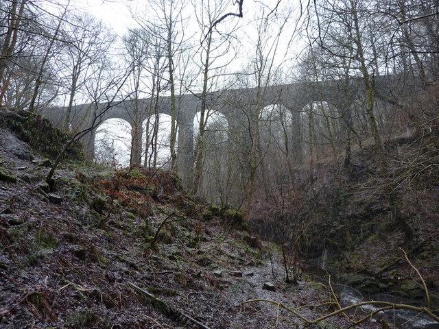 Spodden Viaduct