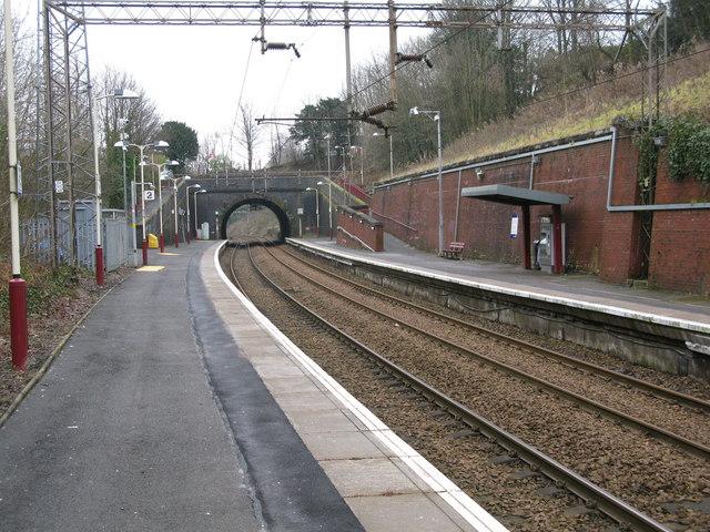 Kirkhill Railway Station
