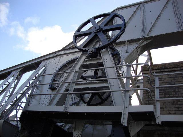Carmarthen Bascule Bridge
