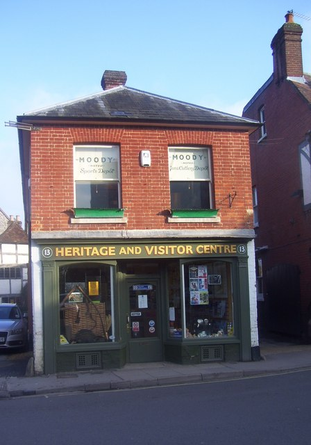 Visitor centre in Church Street