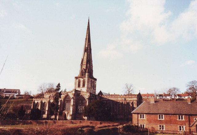 St. Oswald's, Ashbourne