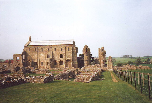 Binham Priory, Norfolk