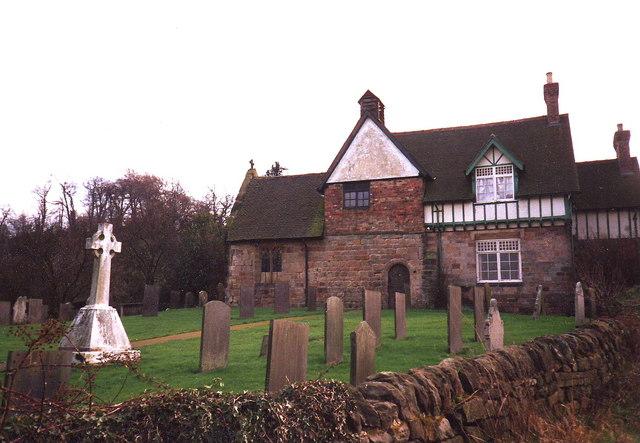 All Saints, Dale Abbey, Derbyshire