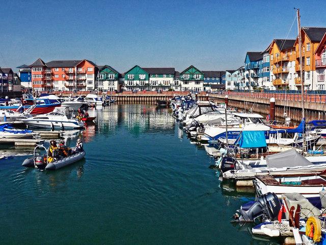 Exmouth Marina 2