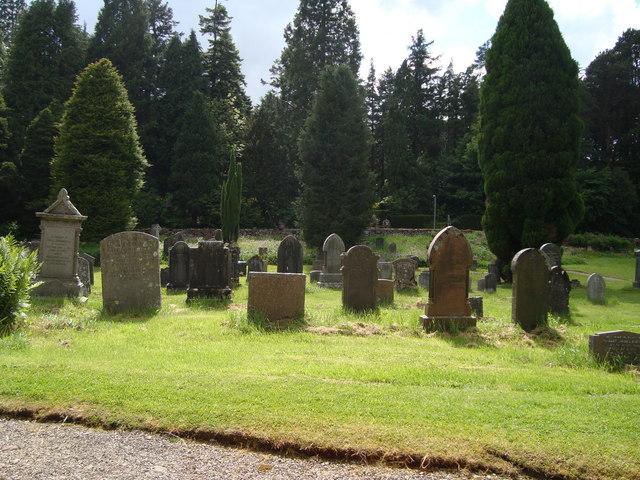 Ravenstonedale churchyard