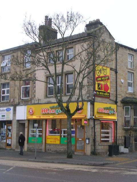 Mango's Grill - North Street
