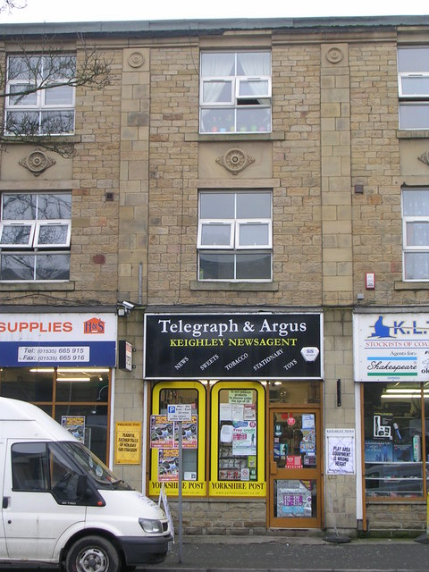 Keighley Newsagent - North Street