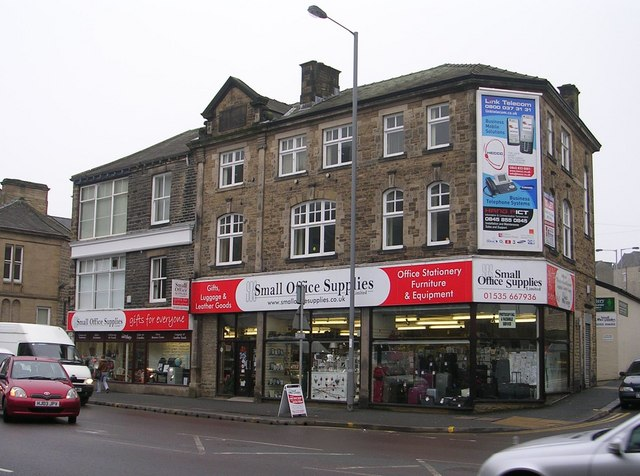 Small Office Supplies - North Street