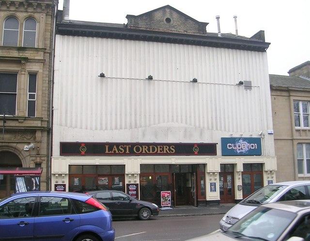 Last Orders - North Street