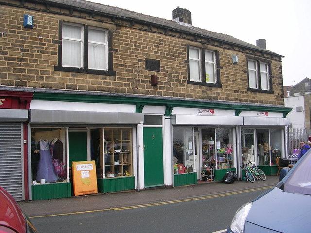 Mkipa Charity Shop - Lawkholme Lane