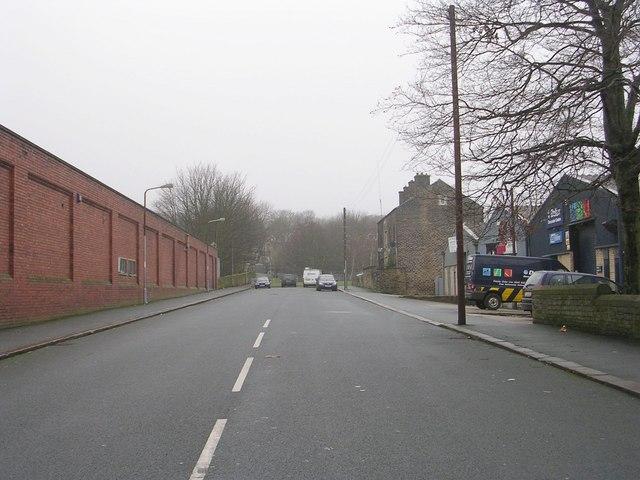 East Avenue - Lawkholme Lane