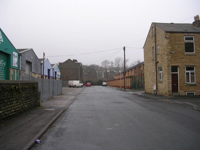 Spring Street - Lawkholme Lane
