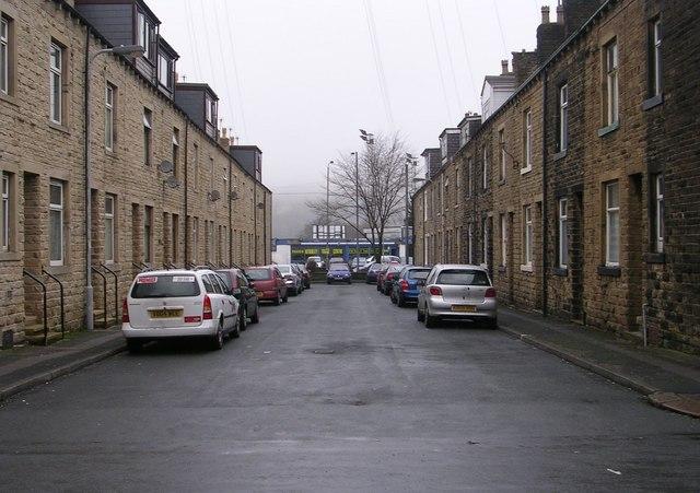 Byrl Street - Eric Street
