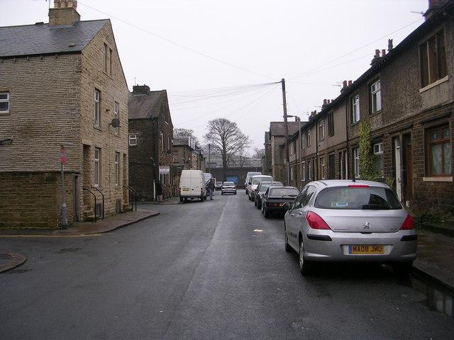 Eric Street - Lawkholme Lane