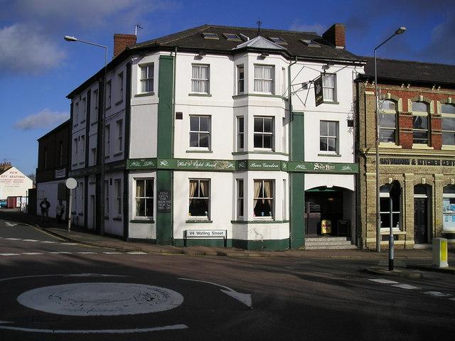 The Swan Hotel Pub, Bletchley