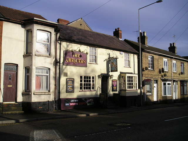 The Chequers Pub, Fenny Stratford
